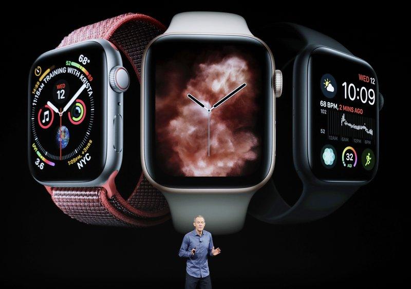 Apple Watch agrega app para realizar electrocardiogramas