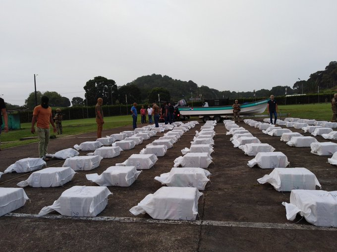 Incautan 3 toneladas de cocaína en Puerto Caimito - Crítica