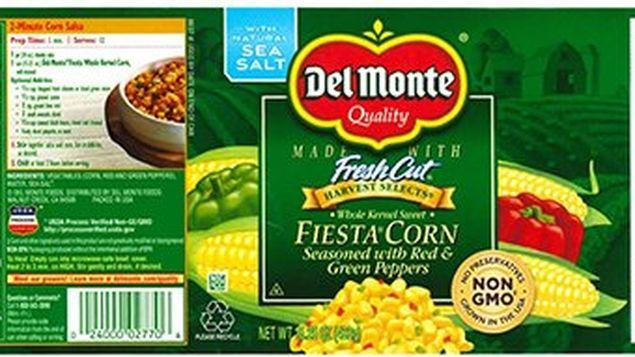 Retiran Fiesta Corn Del Monte por fallas en fabricación