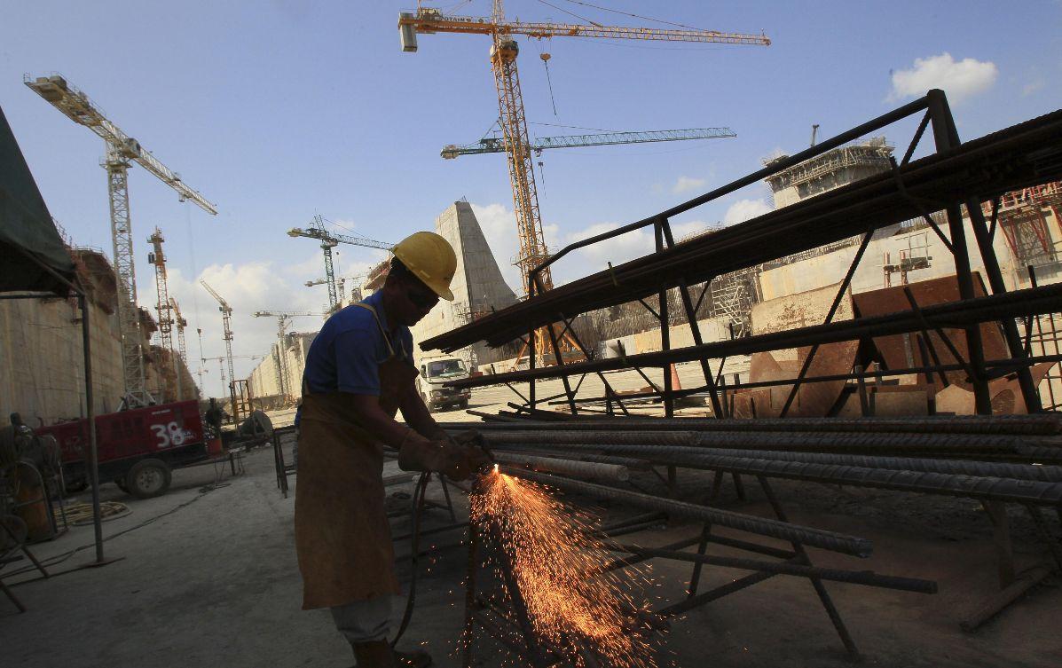 Reanudación de los trabajos del Canal siguen lentos | Critica