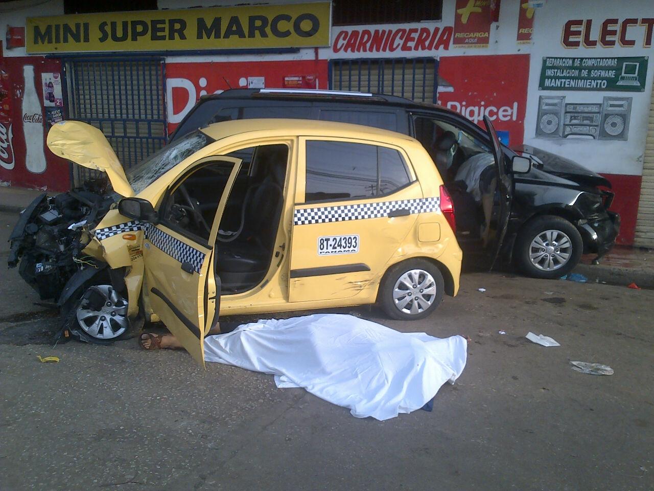 Un muerto y dos heridos en accidente de tránsito en Pedregal   Critica