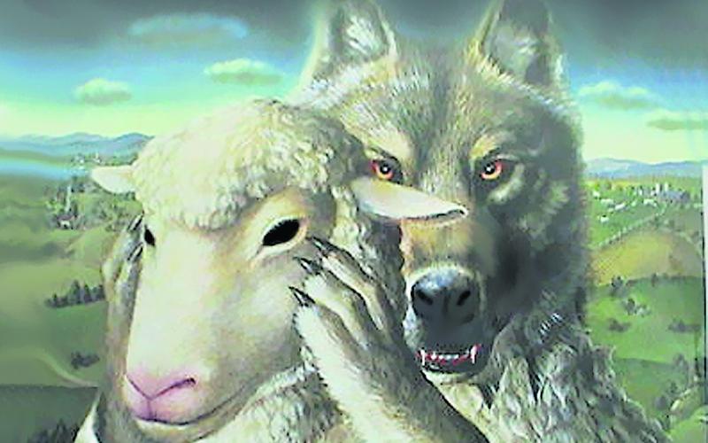 Lobo Disfrazado De Oveja Critica