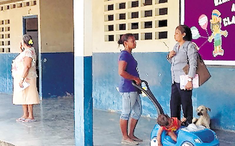 Reconstrucción total harán en la escuela de Boca de Parita, Herrera - Crítica
