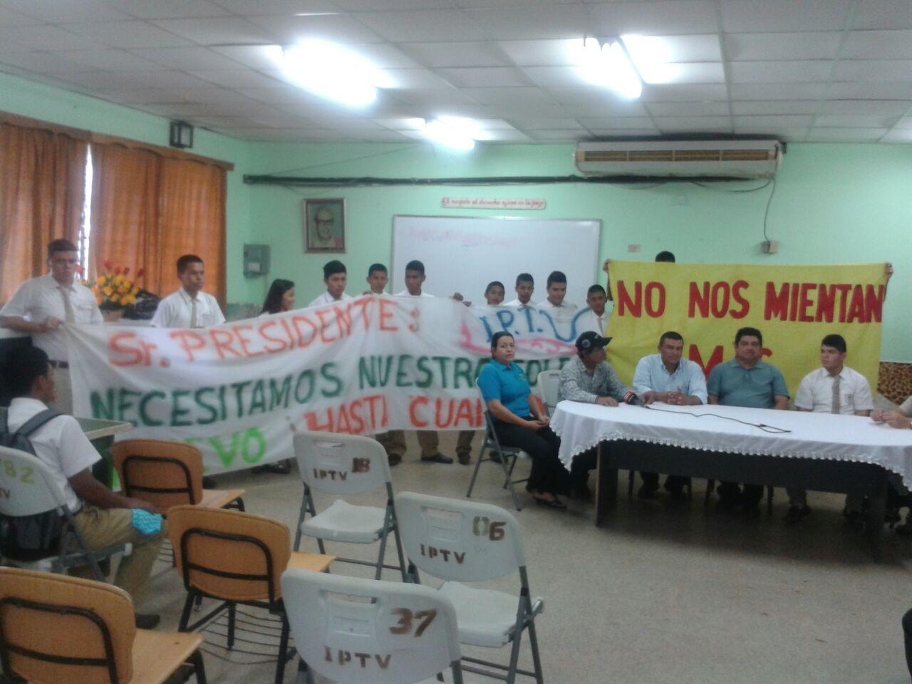 IPT de Veraguas reanuda clases después 35 días de paro | Critica