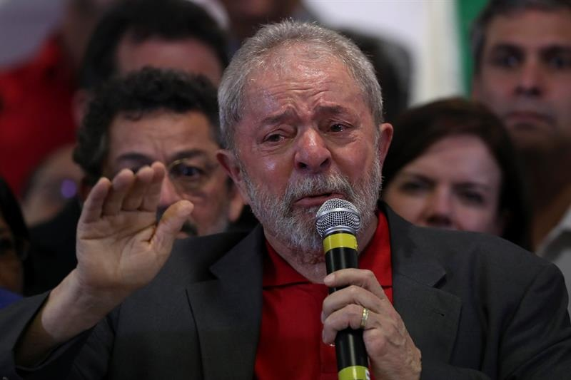 Lula: \'Prueben que soy corrupto e iré caminando a la cárcel\' | Critica