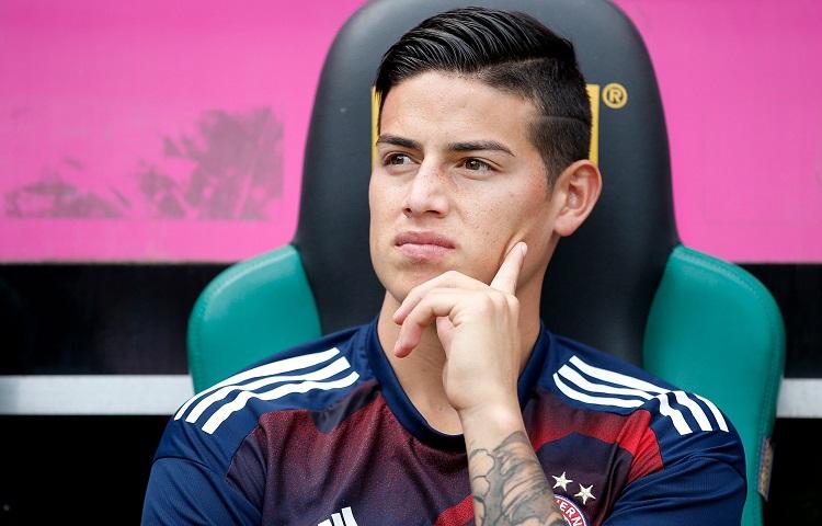 Narco colombiano financió tratamiento a James Rodríguez como el de Messi