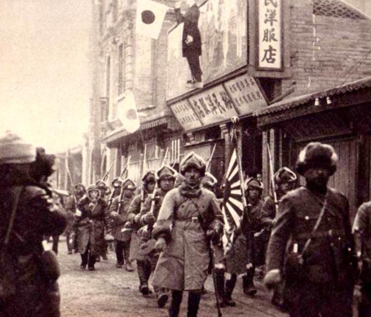 Resultado de imagen para Fotos: Japón invade Manchuria