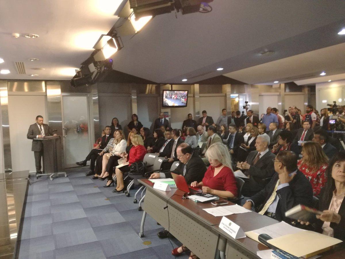 Asamblea reanuda sesiones extraordinarias para escoger nuevas ...