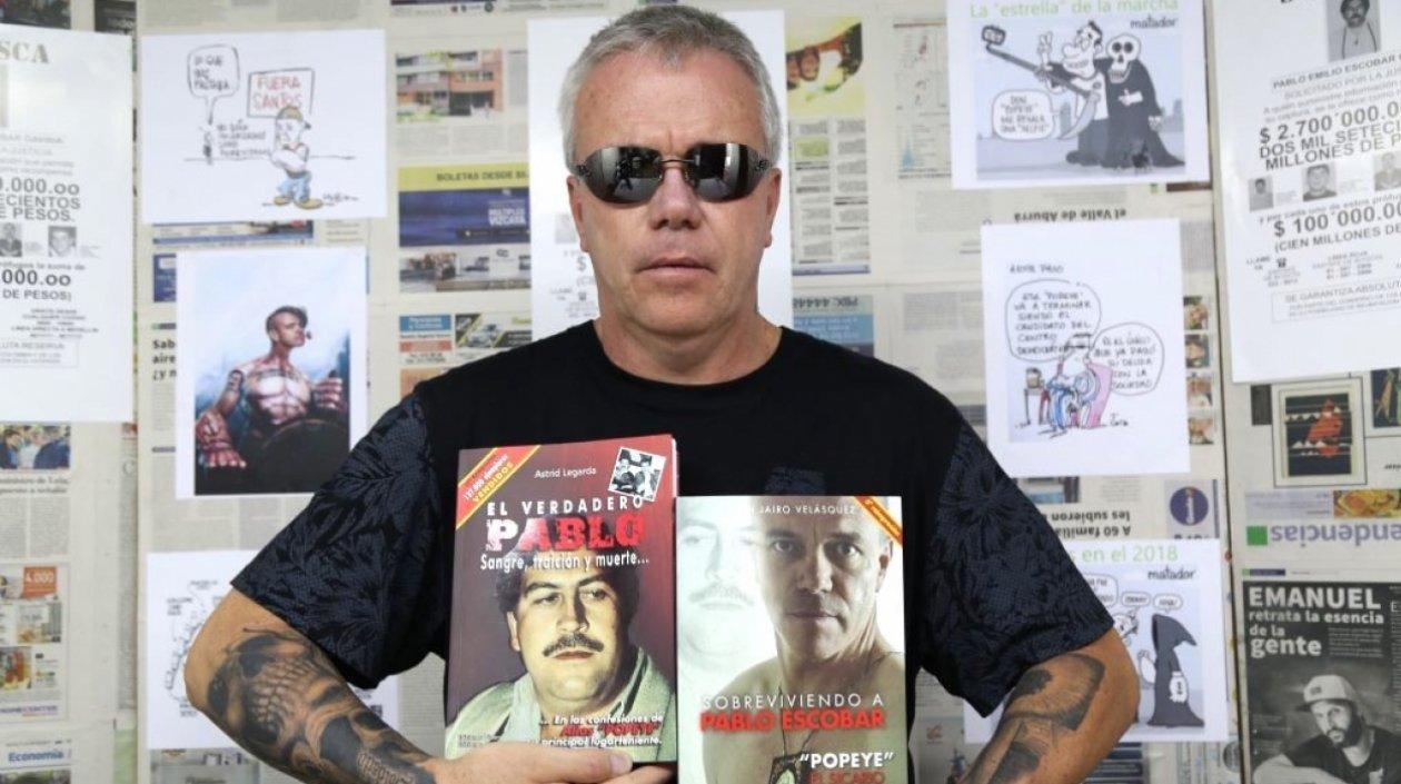 Foto De Pablo Escobar >> Pablo Escobar Y John Jairo Velasquez - UKIndex