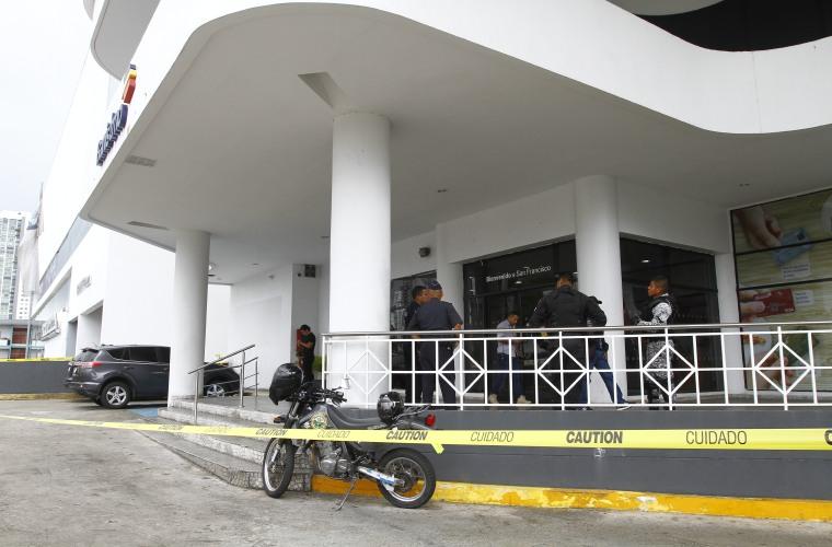 Capturan a implicado en robo de banco ubicado en Calle 50