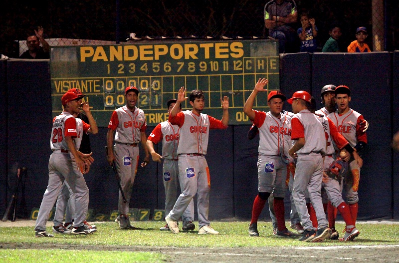 La Leña Roja de Coclé se alzó con el Campeonato Juvenil 2018
