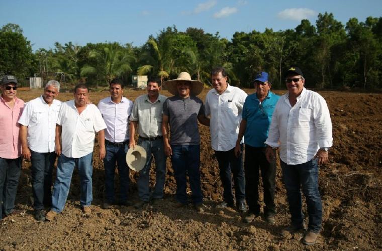 Contratan a primeros 54 trabajadores para reactivación bananera de Puerto Armuelles