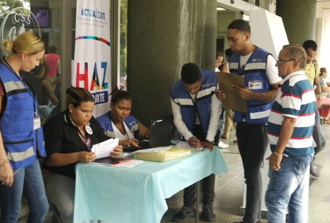 414566 jóvenes votarán en elecciones de Panamá