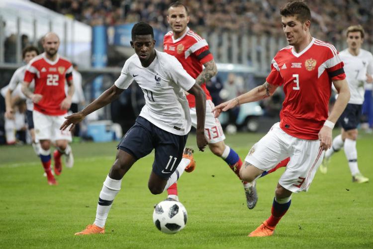 La FIFA anunció los árbitros para el Mundial