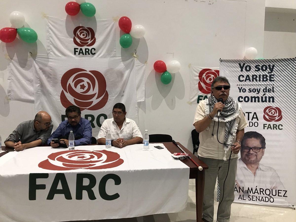 Capturan por narcotráfico a 'Jesús Santrich' exguerrillero y miembro del partido FARC