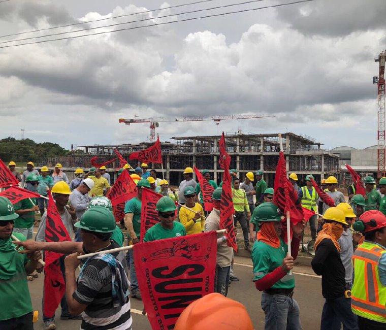 Zona Libre objeta llamado a huelga del Suntracs