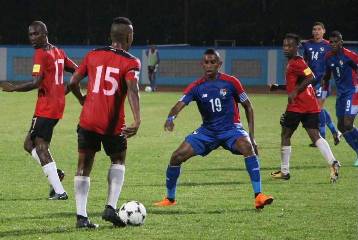 La selección de Panamá está lista para enfrentar a Trinidad y Tobago