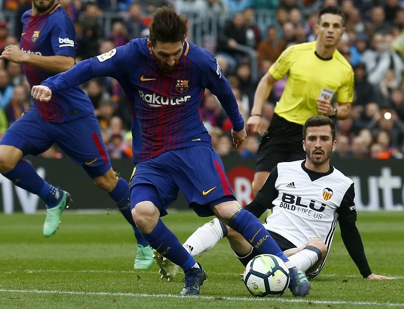 Andrés Iniesta brilla en su última final con Barcelona