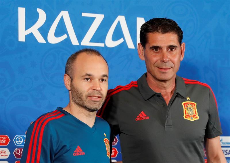 Andrés Iniesta fue el autor del gol que dio a España el triunfo de  Sudáfrica 2010. 8b1d9f6b32e89