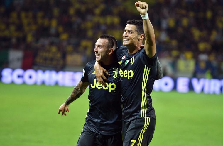 Cristiano Ronaldo sufre su primera expulsión en Liga de Campeones