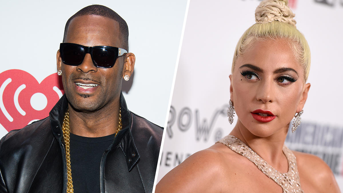 Lady Gaga se suma a denuncias contra R. Kelly por acoso sexual