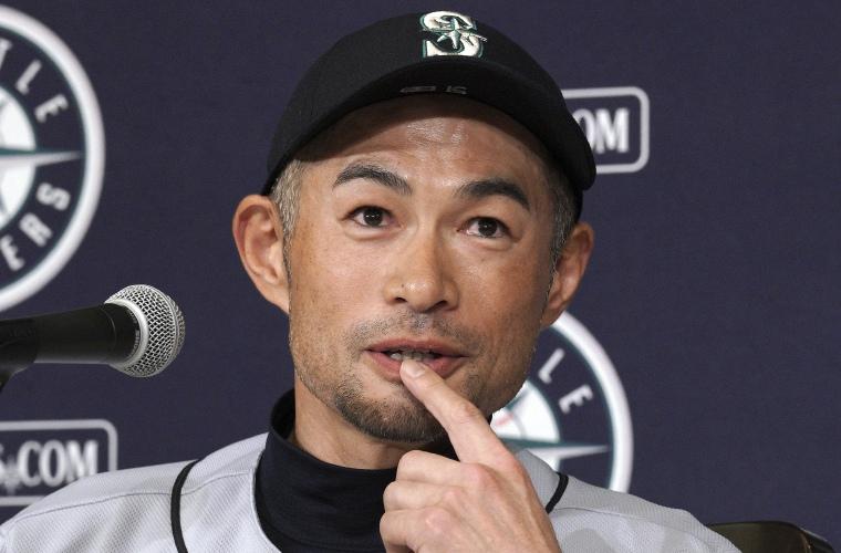 Así fue el emotivo retiro de Ichiro Suzuki del béisbol