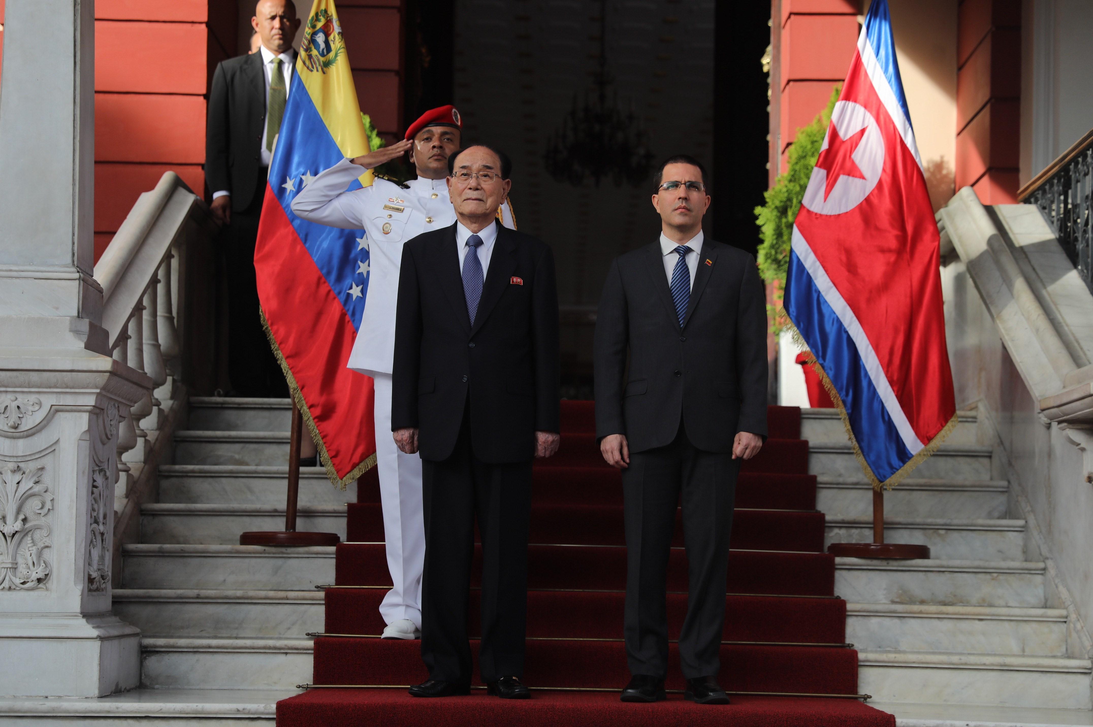 Resultado de imagen para Venezuela y Corea del Norte