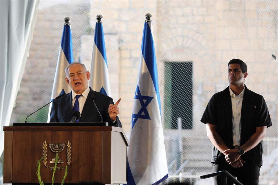 Netanyahu promete anexar a Israel parte de Cisjordania si es reelegido