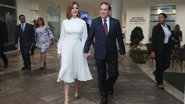 Laurentino Cortizo y su esposa viajan a Japón