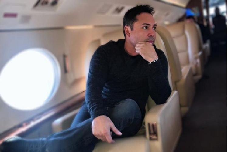 Demandan A Oscar De La Hoya Por Agresión Sexual Critica