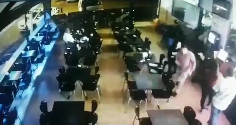 Divulgan video de privación y robo en Vista Hermosa - Crítica
