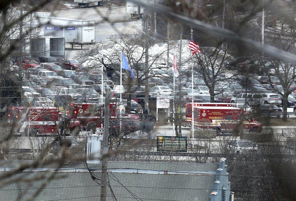 Varias víctimas deja tiroteo en una fábrica de cerveza en EE. UU