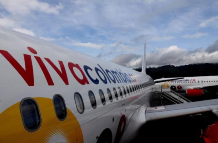 VivaColombia anuncia cancelación de vuelos a Panamá por altos costos operativos