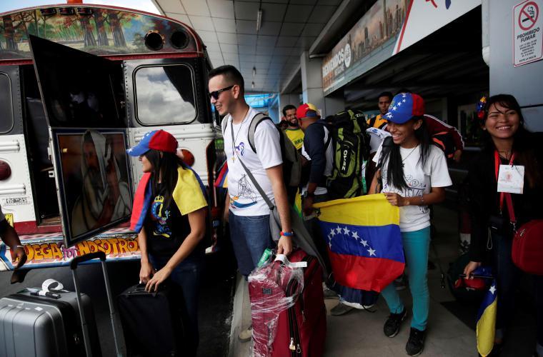 Panamá coloca 17 módulos informativos para promover riqueza turística en JMJ