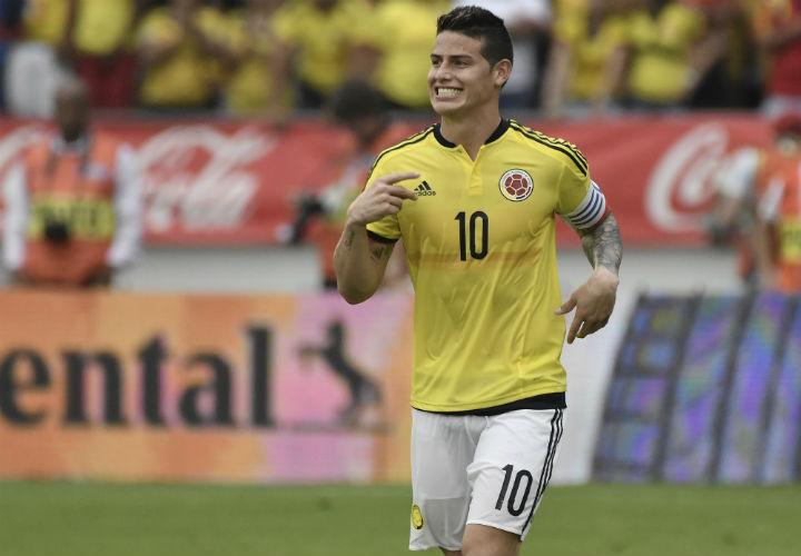 """Selección Colombia comenzó entrenamiento en Bogotá, con dos jugadores"""""""