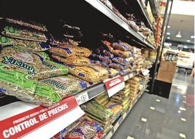 Ocho productos fueron eliminados de la lista de Control de Precios