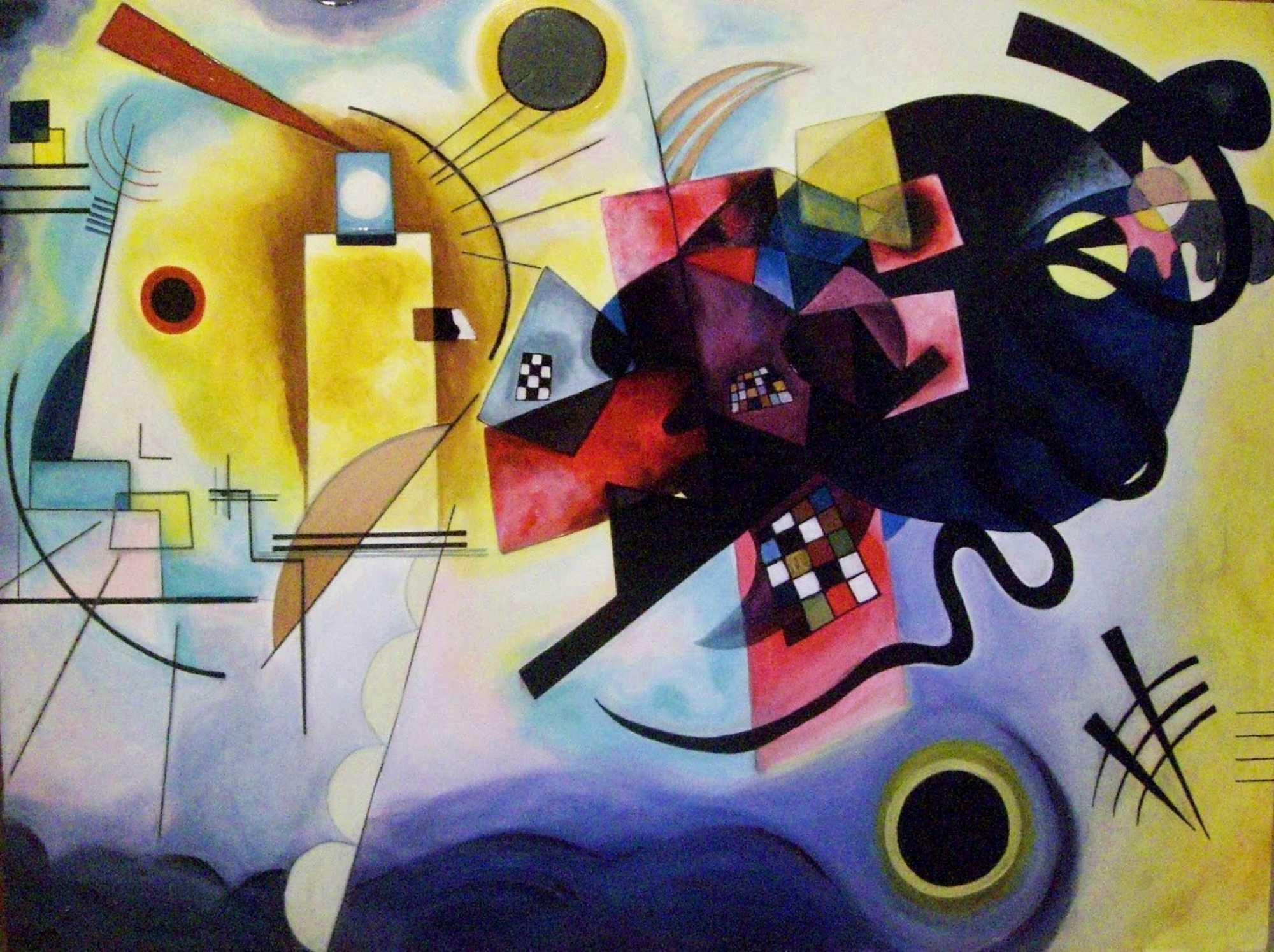 kandinsky paintings names - HD1600×1196