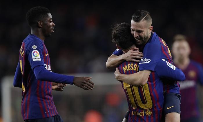 El FC Barcelona concluye el 2018 como líder indiscutible de la Liga ... 569ac6f1c2f