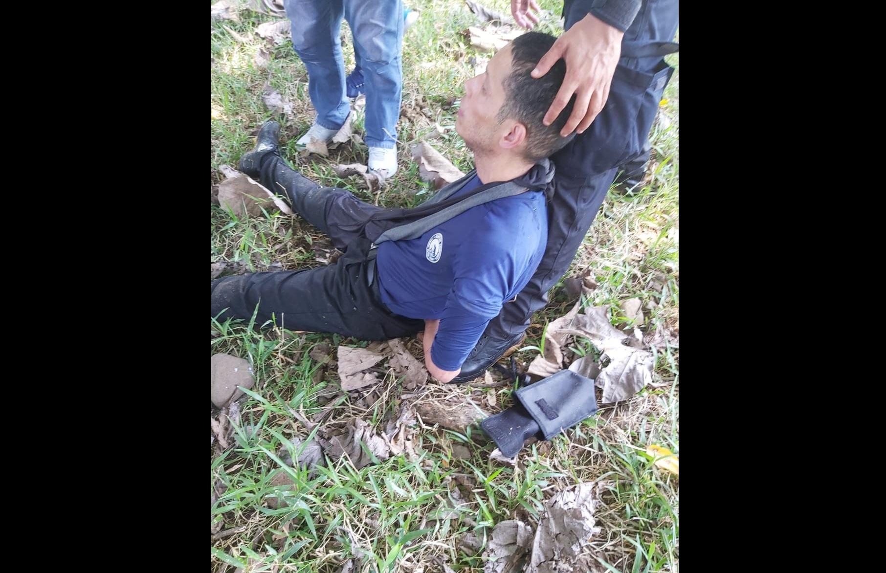 Pareja sentimental de Ventura Ceballos interpone denuncia en el MP