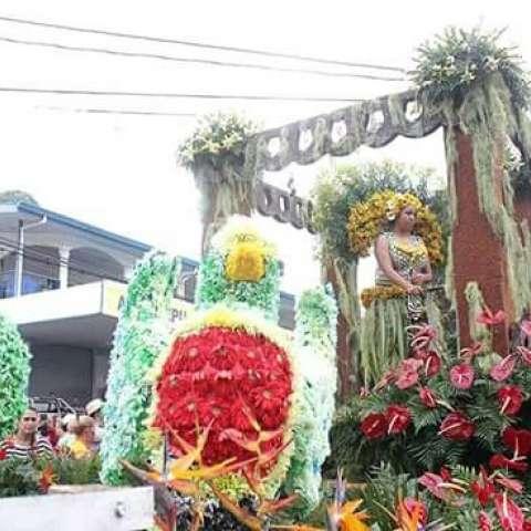 El día cumbre será el 11 de septiembre donde se tiene previsto se realize el desfile de las Flores.  /  Foto: Mayra Madrid
