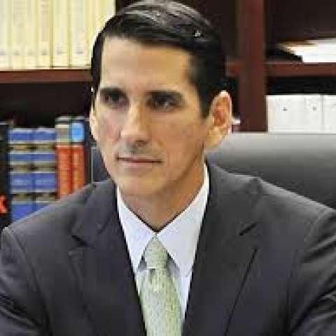 Rómulo Roux, secretario general del CD.