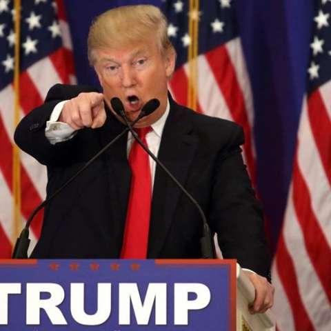 """Trump se declaró """"rey de la deuda"""" y dijo que le """"encanta"""" endeudarse.  /  Foto: EFE"""