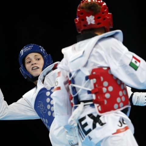 Carstens tendrá su segunda actuación en una cita olímpica. Foto: EFE