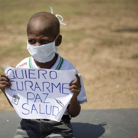 El caso impactó a los venezolanos, que vieron su fallecimiento como un símbolo de la crisis que enfrenta el sector de la salud.  /  Foto: AP