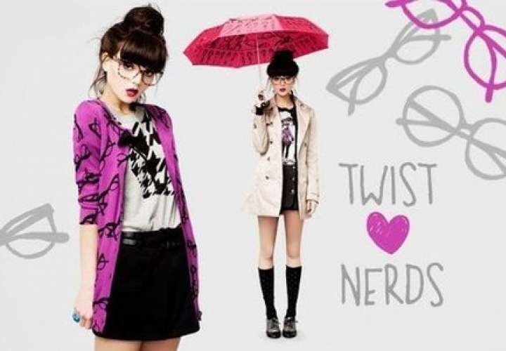 Geek, la nueva tendencia de moda basada en los amantes de la tecnología y la informática.