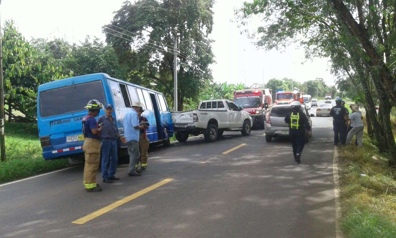 Accidente en Veraguas