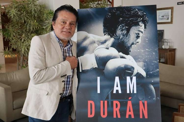 """I Am Duran"" estará disponible a partir del 4 de junio. Foto: Twitter"