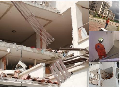 Familia venezolana resultó quemada tras explosión en Panamá