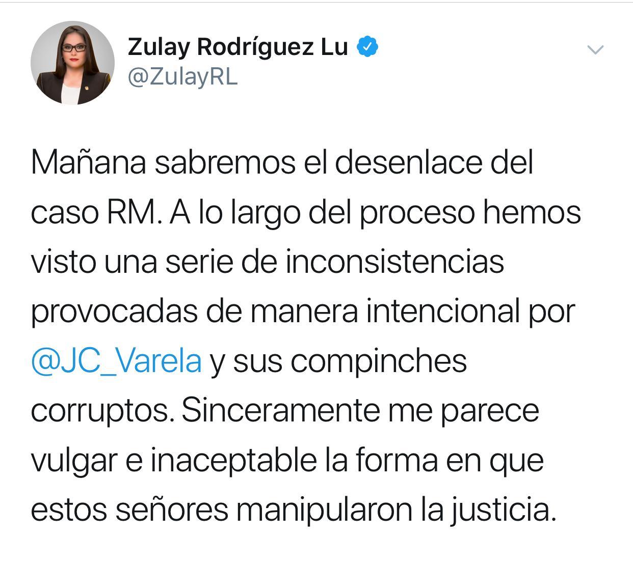 Tribunal declara no culpable a Ricardo Martinelli por casos